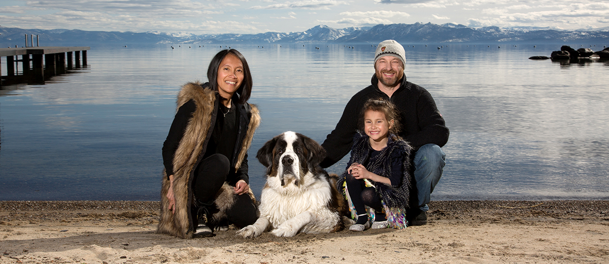 Lake Tahoe Family Photographer